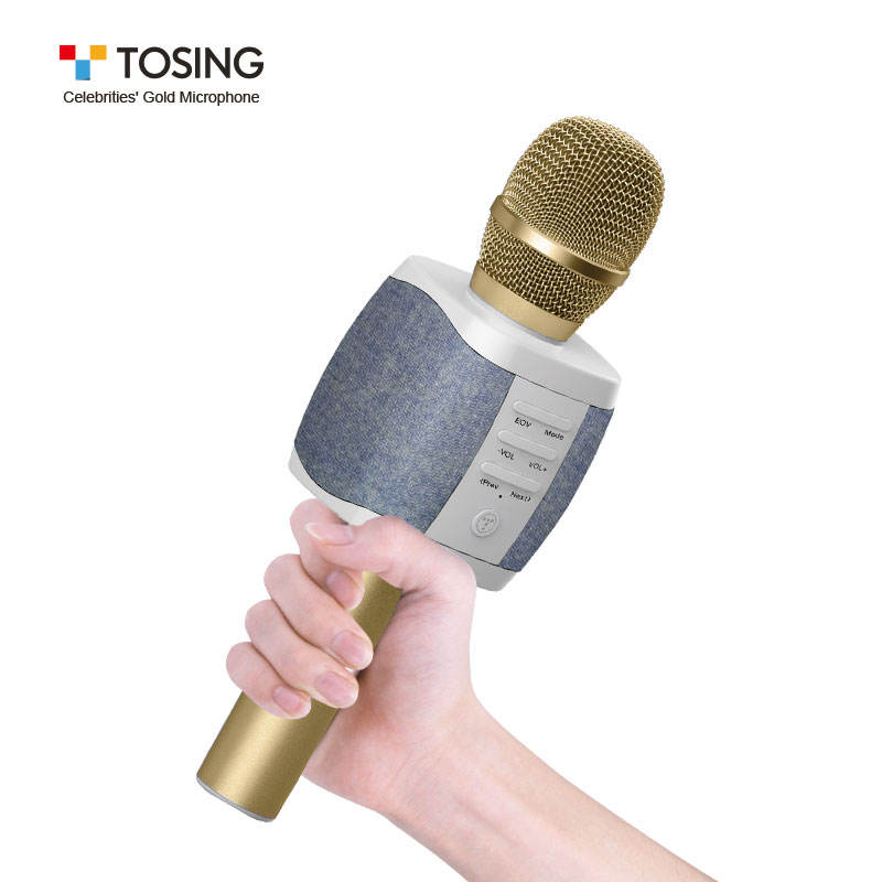 christmas gift portable car fm radio wireless microphone fm mic