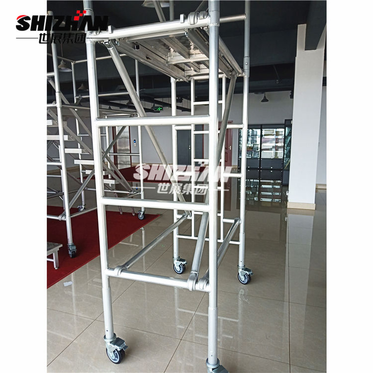 H Frame Scaffolding Aluminum Scaffolding Scaffold Tower