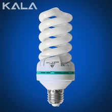 Big Full spiral 220/110V 7-250W led energy saving lamp or energy saving bulbs