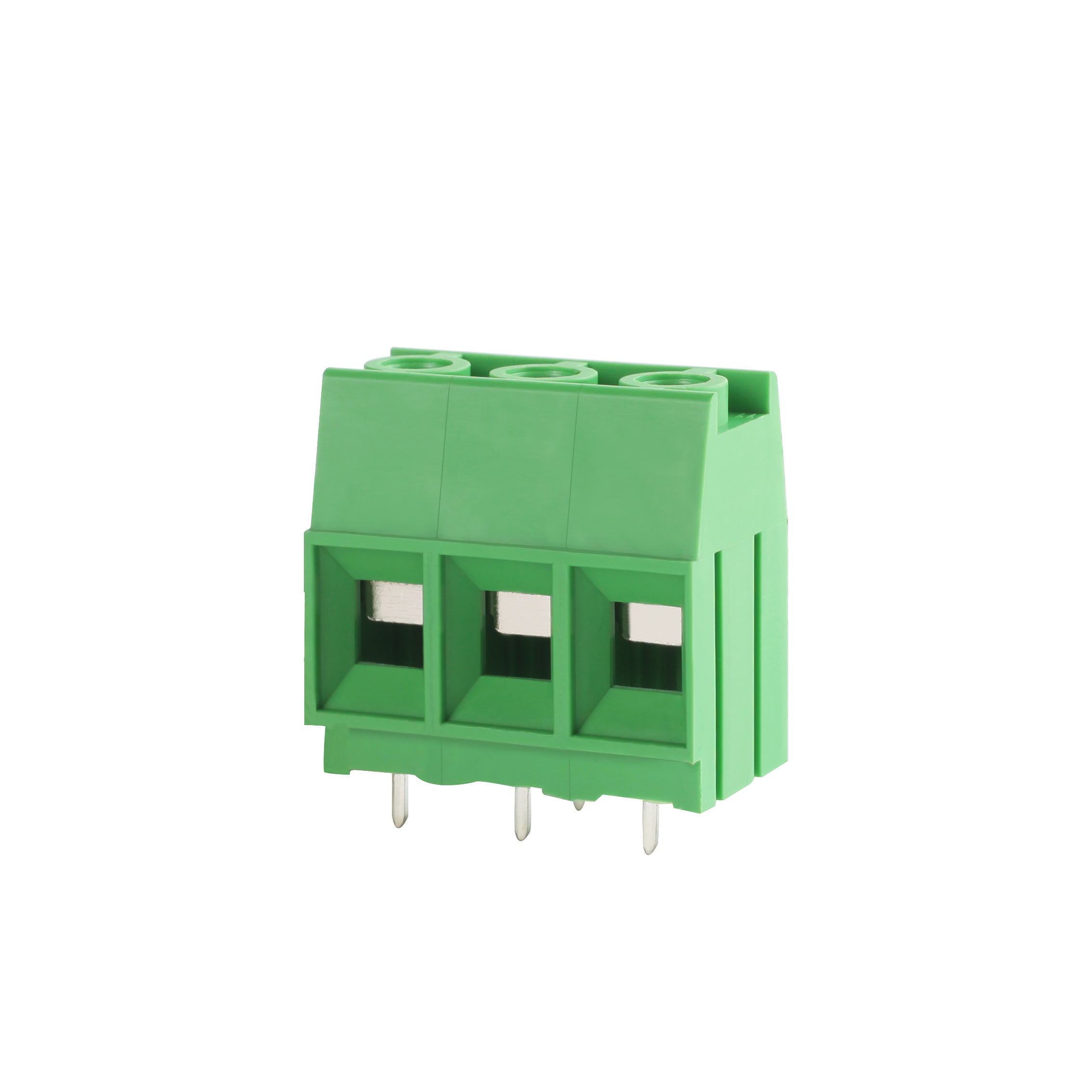 10.16mm pitch PCB high quality plastic electrical components screw terminal blocks