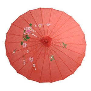 Japanese Chinese Wooden handle umbrella parasol paper umbrella for wedding parties, photography