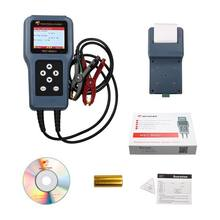 MST-8000+ Digital Battery Analyzer with high quality original scanner mst 8000+ battery tester with printer
