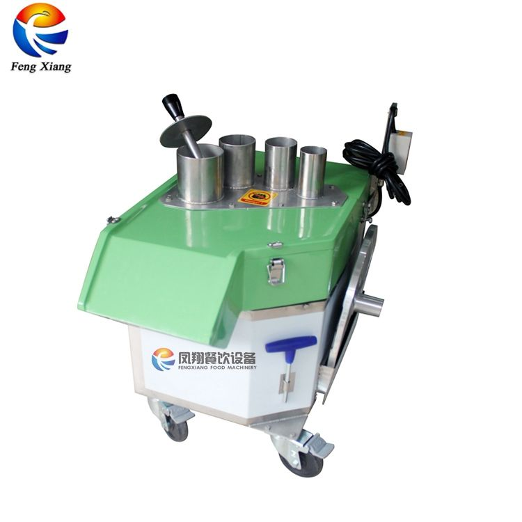 Commercial Automatic Electric Cabbage Food Lemon Onion Potato Lettuce Cutting Cutter Shredder Shredding Machine