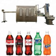 carbonated juice production plant machinery/soft drink making machine price/industry auto carbonated drink processing line