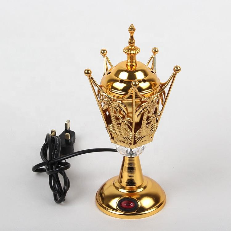 2019 hot sale electric Incense burner ,arabic incense burner 110V