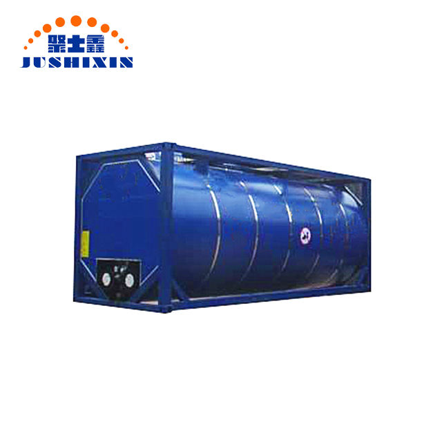 JSX T11/T14 ISO Tank/Liquid Transport Widely Used 20 Reefer Container