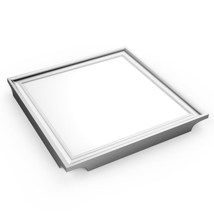 Battery powered seamless ip55 300x300mm plastic led light panel smd 12w 16w 20w warm white rectangular led panel light