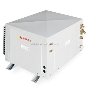 Stainless steel inverter perpecahan air panas pompa air