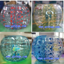 buddy bumper ball for adult, human inflatable bumper bubble ball