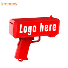 Cash cannon money , custom logo ,funny toy  gun for party celebration ,model:IC706