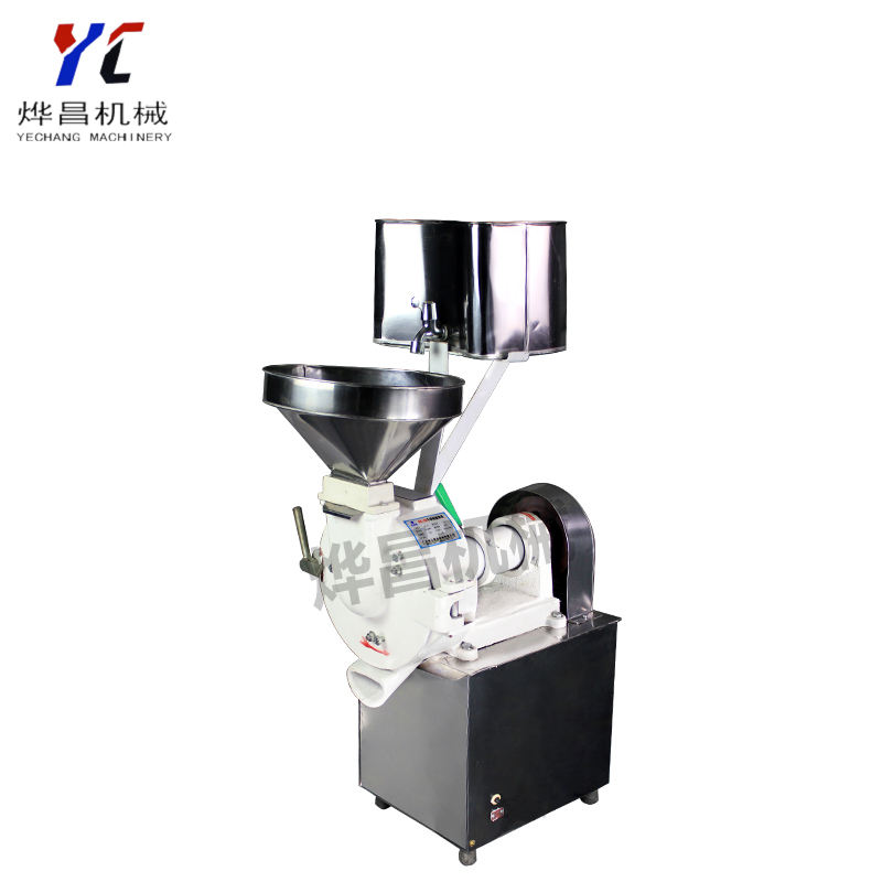 High quality automatic Stainless steel mill machine bean processing machinery
