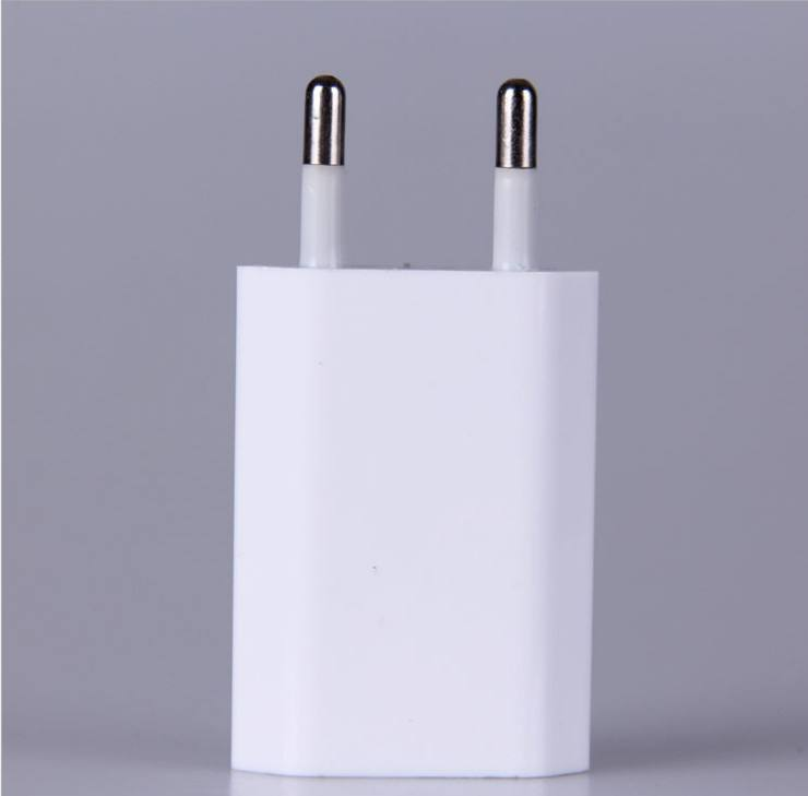For iphone X charger/for apple for iphone 5 6 7 EU Plug adapter wall charger