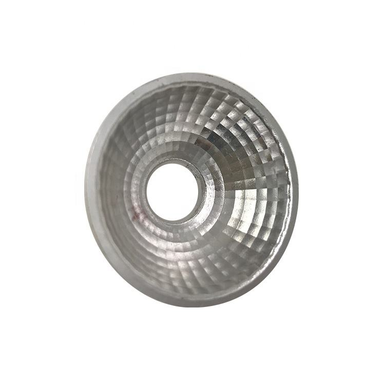 Aluminium Customized Ceiling Lighting Accessories LED Reflector High Bay COB Reflector Stamping LED Lamp Covers