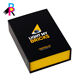 High quality professional making eco book shape top grade packaging box printing