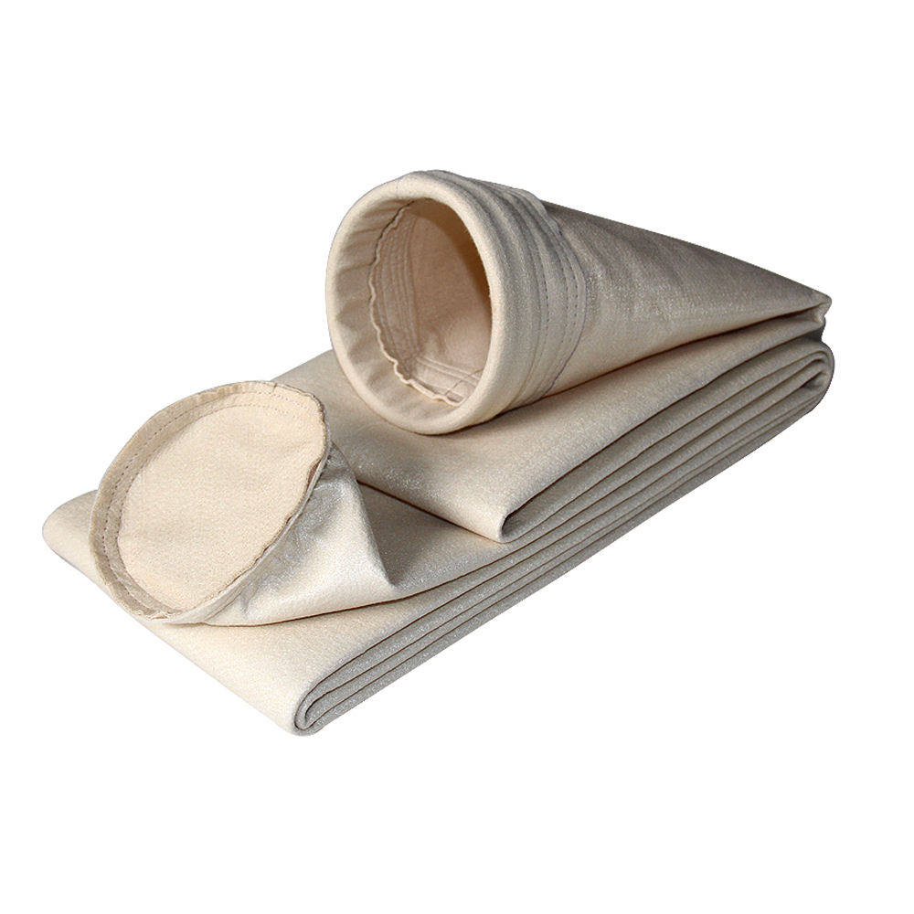 2019 New Type Materials High Temperature Filter Bag Dust Collector Bag Non-woven Filter bags