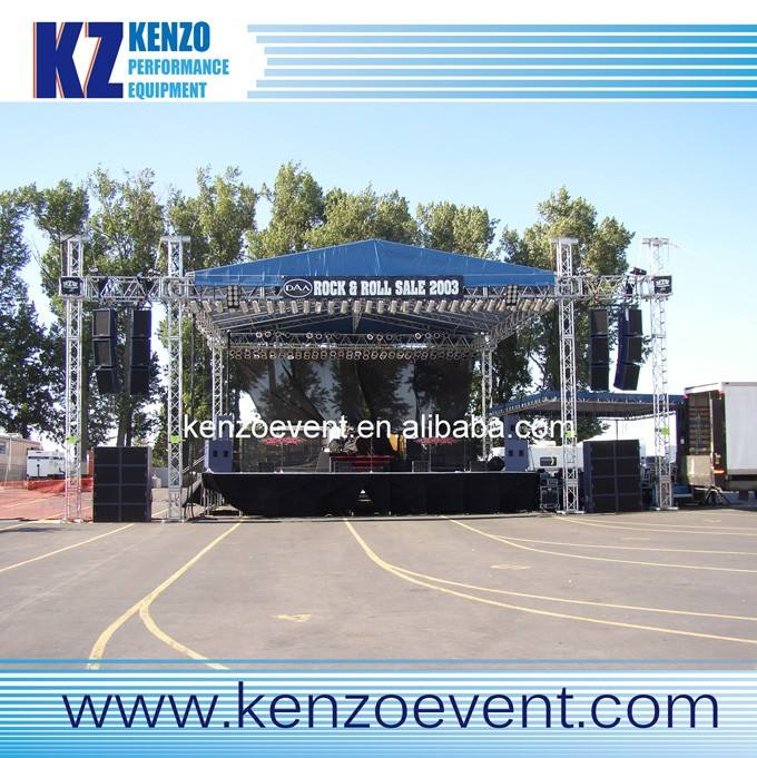 New design outdoor event heavy duty aluminum truss stage lighting frame