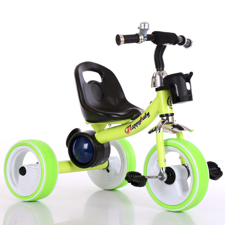 New Style Baby Tricycle Three Wheels With Light And Music
