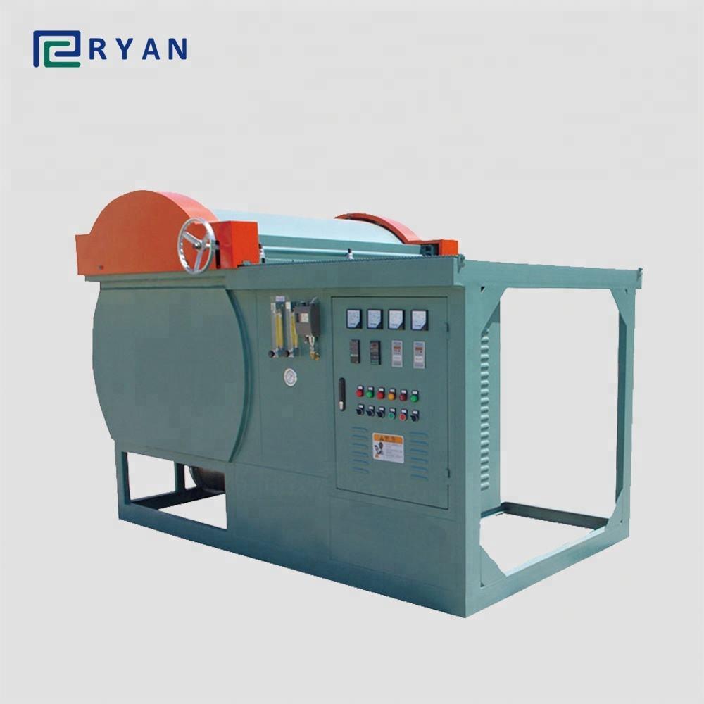 Material de polímero de alta temperatura forno de fusão para limpar a partir da placa do disjuntor e parafuso