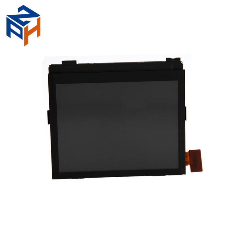 Vendite calde Accessori Del Telefono Mobile LCD Touch Screen Display Per Blackberry Bold 9700 LCD Con Digitalizzatore Sostituzione