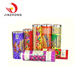 Custom Printing Pattern Spice Packaging Eco Friendly Laminating Packing Pouch Plastic Film Rolls Machine