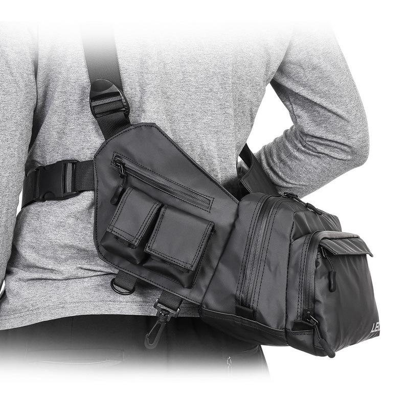 Hotsale Fishing Reel Bag Pocket Tackle Pouch Outdoor Waist Bag Fishing Supply LA