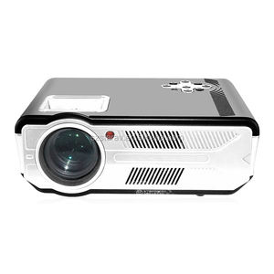 SD200 Portatile Proiettore Home Theater 2800 lumen 1280*800 Full HD indoor Supporto 1080 p USB PC-RGB VGA