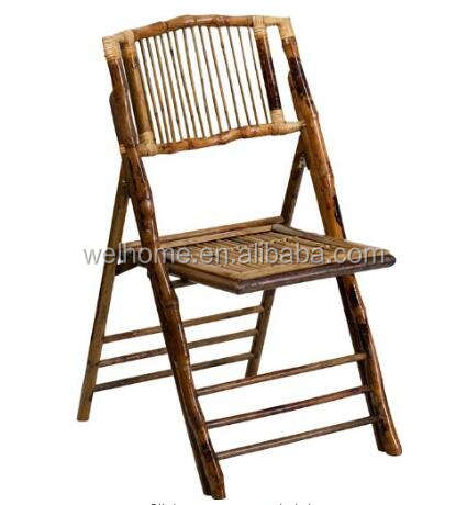 hotsale high quality bamboo chair