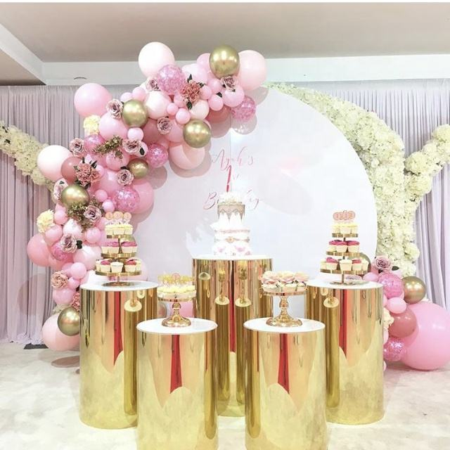 wedding decoration flower stand wedding backdrop stand