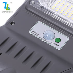 New design IP65 outdoor waterproof 30w all in one integrated led solar streetlight
