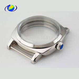 stainless steel watch case cnc machining part