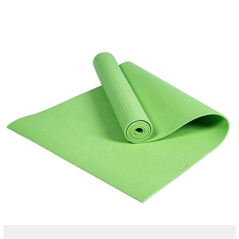 Mode Antislip Custom Print Eco PVC Yoga Matten Groothandel Gym mat