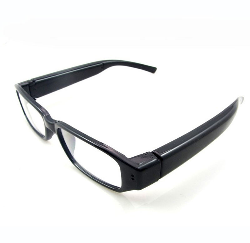 Eyewear Spy Glass Camera Digital Video Recorder Super Easy to Use 480P Glasses Spy Camera Hidden