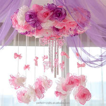 various colors available foam flower ball for wedding decoration