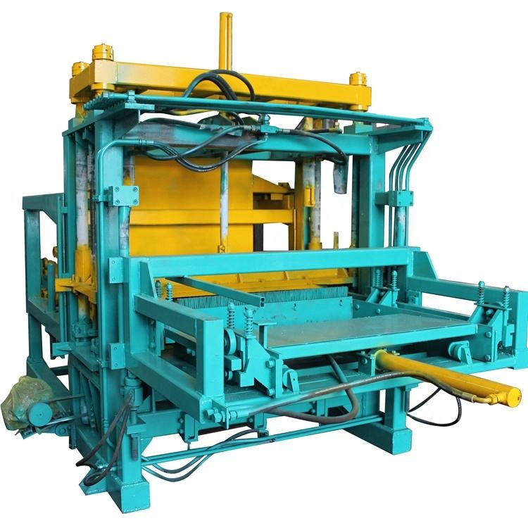 Dependable Performance High Quality Fully Automatic Cement Brick Stone Brick Making Machine for Sidewalk