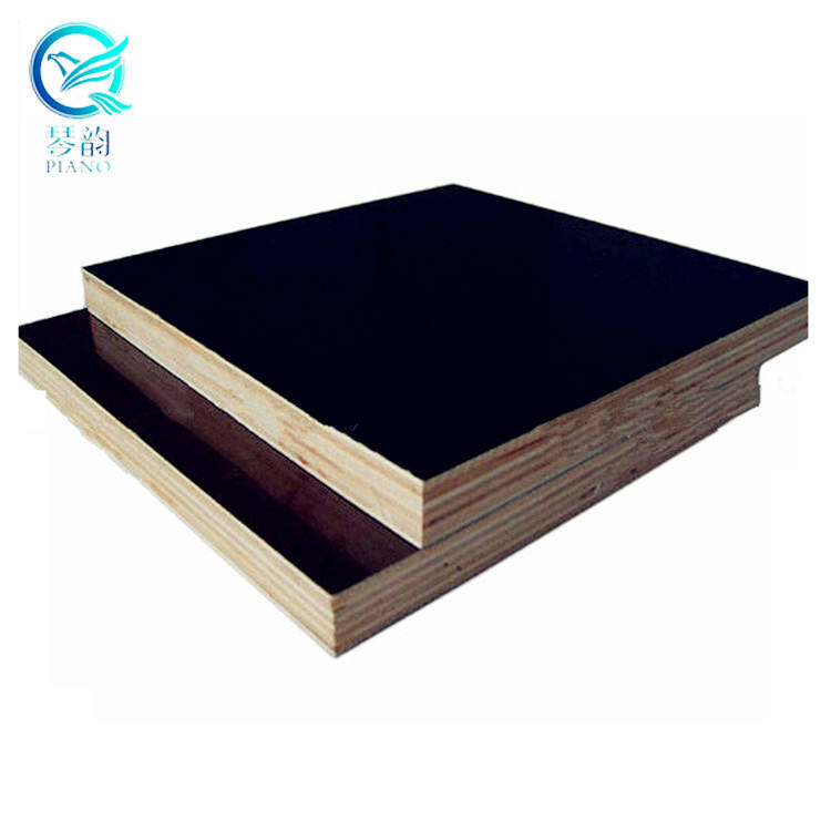 Lowest Price Birch Phenolic Wbp 18mm 20mm Laminated Marine Plywood