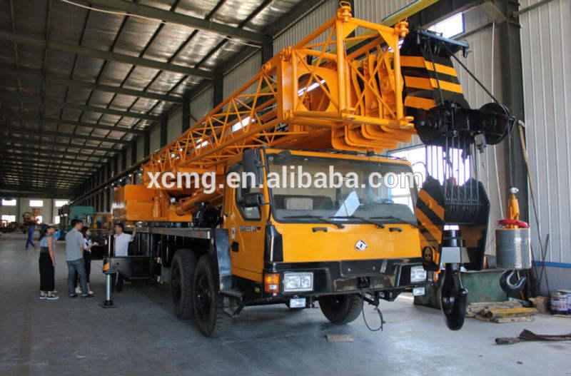 Fundición de la grúa/cubierta de un barco de la grúa/hyundai camiones grúa