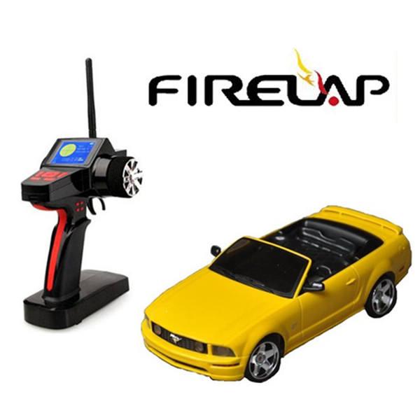 Город Driver Firelap 1/28 4WD мини г RC Racing игра кирпича