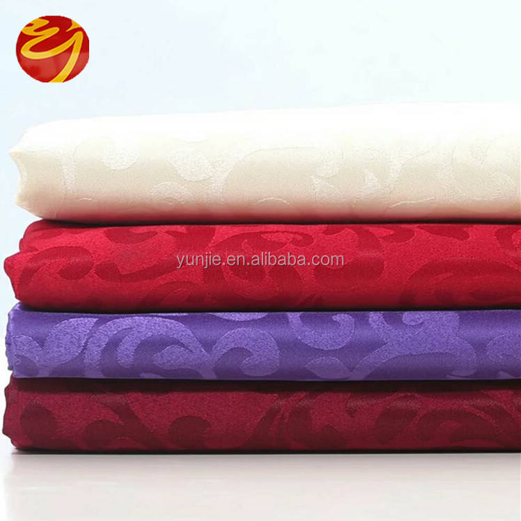 100 polyester 310cm broad width christmas tablecloth fabric