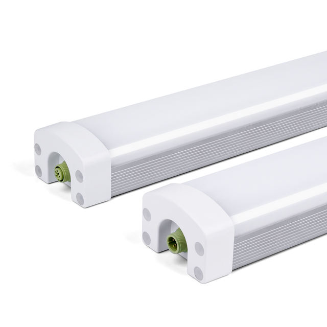 30w 60w 90w led tri-proof IP65 waterproof light replace led fluorescent