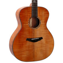 40 inch Taylor Body Solid Wood Acoustic Guitar with Maple
