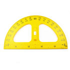50CM Big Plastic Teachers' Teaching Protractor for School Supplies