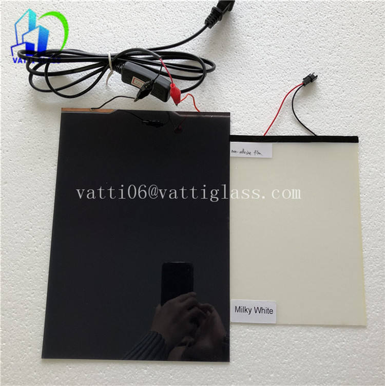 Smart Laminated Float Switch Electrochromic 3m Pdlc Film Smart Glass