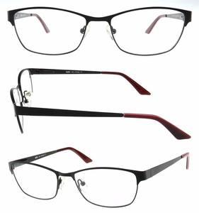 2017 معدنية الأزياء الشعبية الكلاسيكية للجنسين الساخن بيع ecomomy الصين بالجملة نظارات إطار نظارات ماركة نظارات