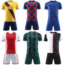 2020 Best Grade Top Thai Quality Cheap Football Shirt Uniform Soccer Jersey Wear 2021
