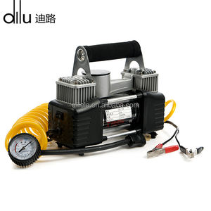 DC 12 V camel air compressor, คู่กระบอกสูบ air compressor