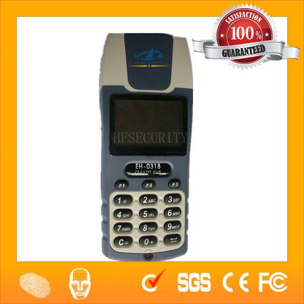 Ручной сканер <span class=keywords><strong>RFID</strong></span> <span class=keywords><strong>POS</strong></span> терминал HF-CH03