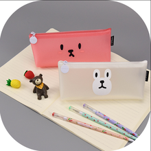 Transparent Cute Pencil Bag