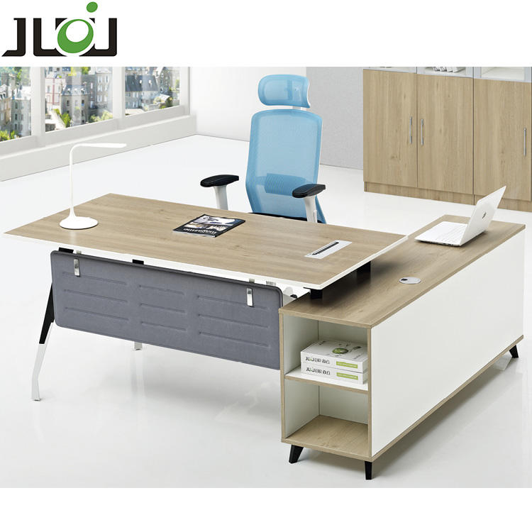 executive office table manager office table oak mdf computer office desk wood