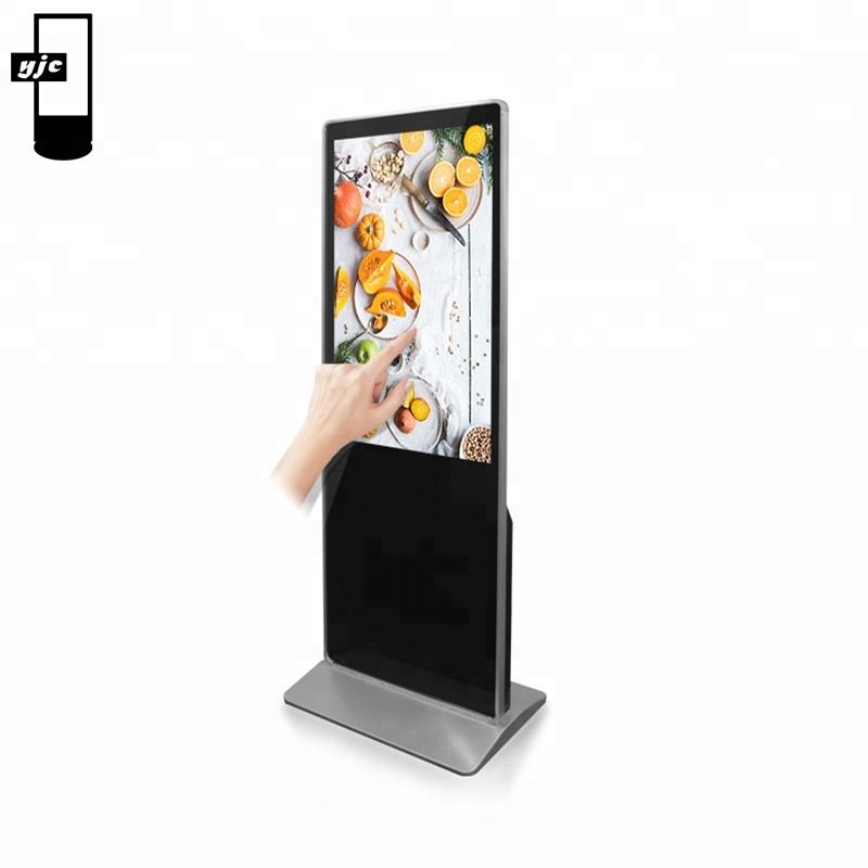 Berdiri Sendiri Indoor 49 Inch Wifi Iklan <span class=keywords><strong>LCD</strong></span> Display <span class=keywords><strong>Digital</strong></span> Mobile <span class=keywords><strong>Billboard</strong></span>