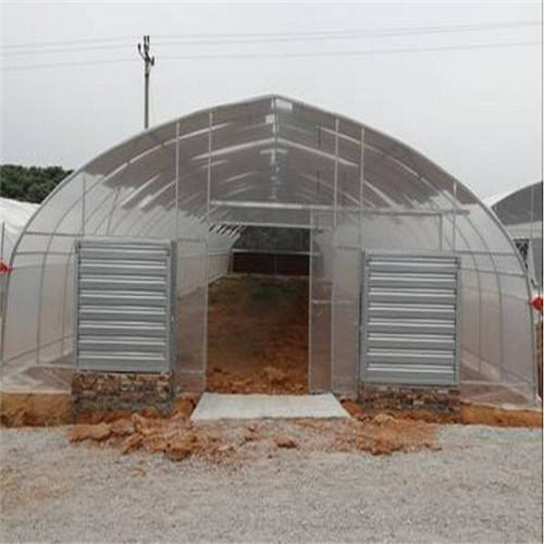 Low cost used commercial greenhouse framing for sale